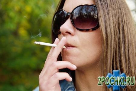 Курение и его пагубное влияние на организм