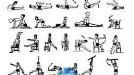 Упражнения для позвоночника. Укрепление мышц спины.